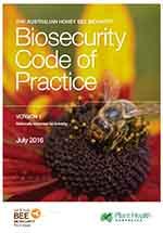 code of practice bee aware