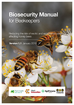 Biosecurity Manual for Beekeepers-cover